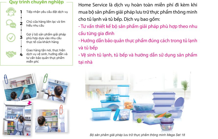 Tupperware HCM - Home Services